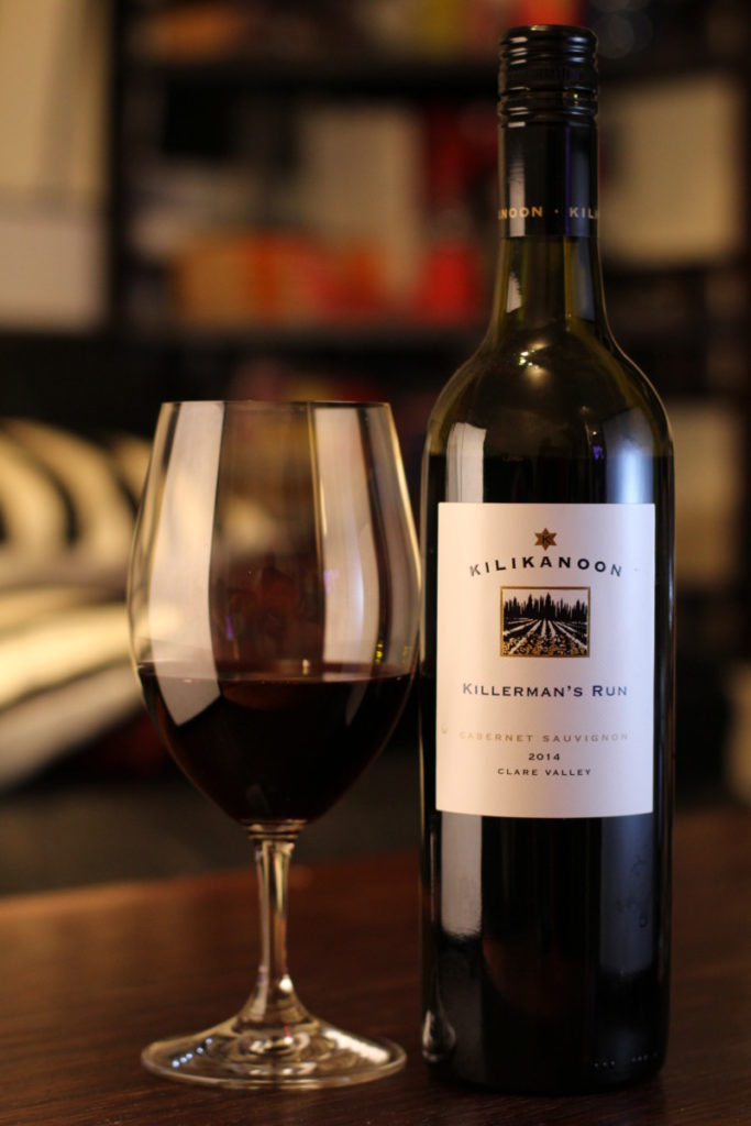 Killerman's Run Cabernet Sauvignon 2014