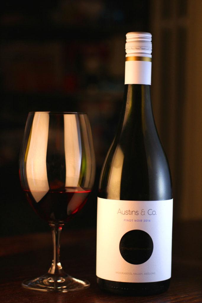 Am besten schmeckenden Vintage Pinot Noir