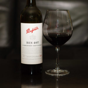 Review: Penfolds – Bin 407 Cabernet Sauvignon (2014)