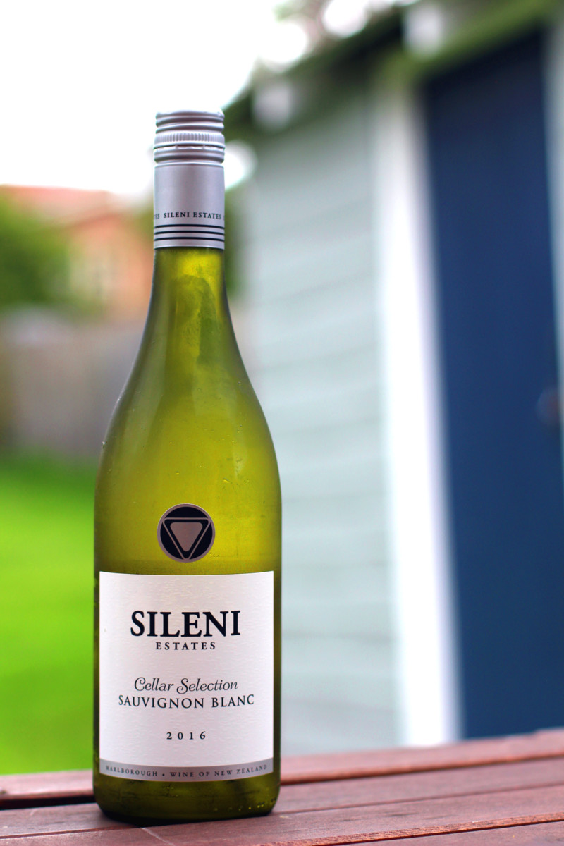 Review: Sileni – Cellar Selection Sauvignon Blanc (2016)