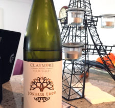 Review: Claymore – Joshua Tree Riesling (2014)