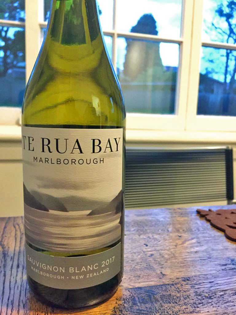 Review: Te Rua Bay – Sauvignon Blanc (2017)