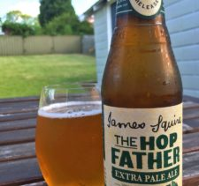 Review: James Squire Hop Father Extra Pale Ale 2018