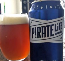 Review: Pirate Life Brewing Pale Ale